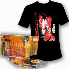 CD Collector + Tee Shirt (M)